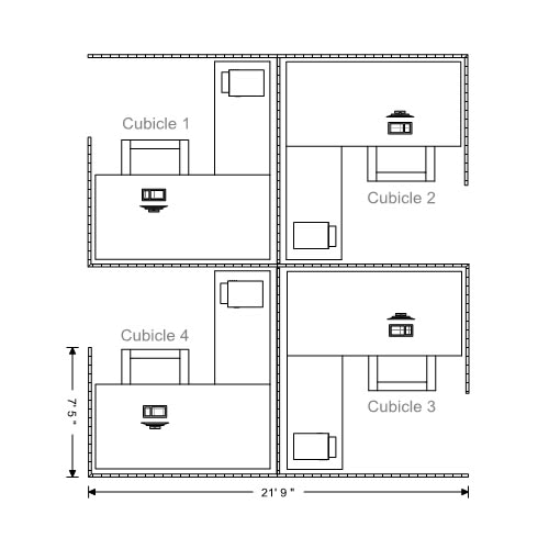 Easy to use floor plan drawing software for Floor plan blueprint software