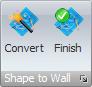 Shapes To Walls