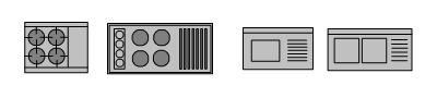 Symbols example - kitchen
