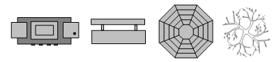 Symbols example - patio furniture