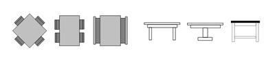 Symbols example - tables